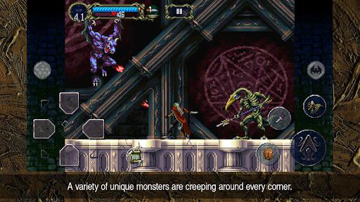 Castlevania: Symphony of the Night apktram screenshots 5