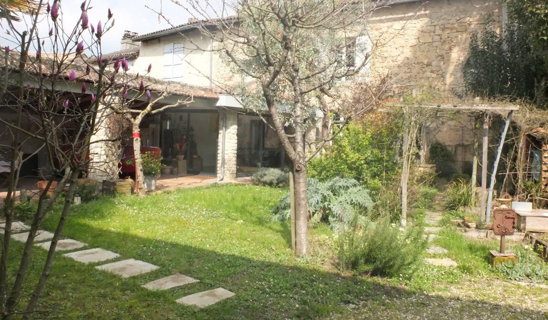 Maison avec jardin La Réole