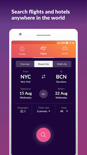Cheap Flights & Hotels momondo  screenshots 3
