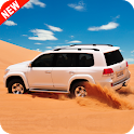 Cars Drifting Adventure: Prado Car Stunt Games icon