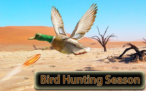 Desert Birds Sniper Shooter - Bird Hunting 2019 apktreat screenshots 1
