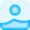 Waterfloo: liquid simulation sandbox and wallpaper icon