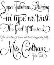 Calligraphy Lettering - screenshot thumbnail 04