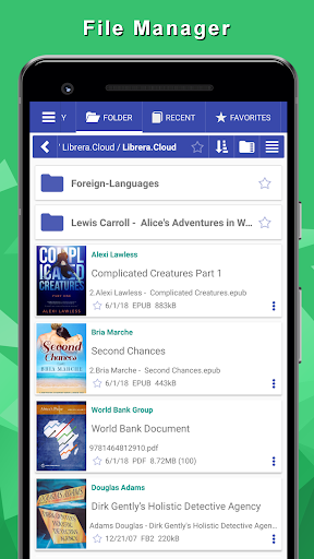 Librera - reads all books, PDF Reader Apk 2