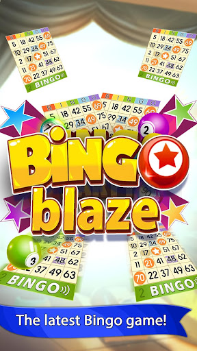 Download Bingo Blaze -  Free Bingo Games MOD APK 6