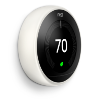 nest thermostat 3rd gen white