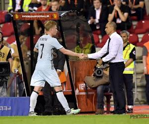 Hebben we dit een Belgische bondscoach ooit zien doen? Roberto Martinez werkt indrukwekkend scoutingsprogramma af
