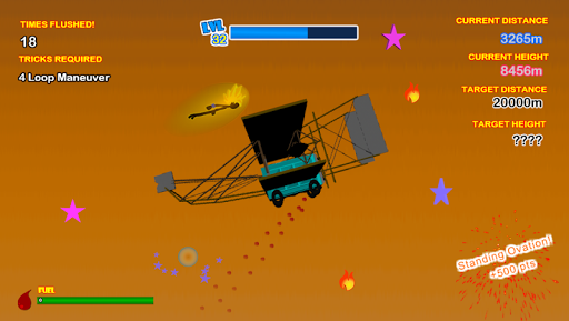 Potty Launch 3:Mission to Mars cheat screenshots 2