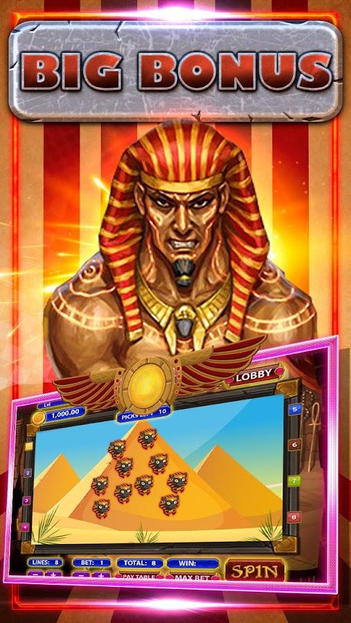 slot pharaoh s way