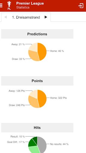 Kicktipp - Football predictor game and more  screenshots 5
