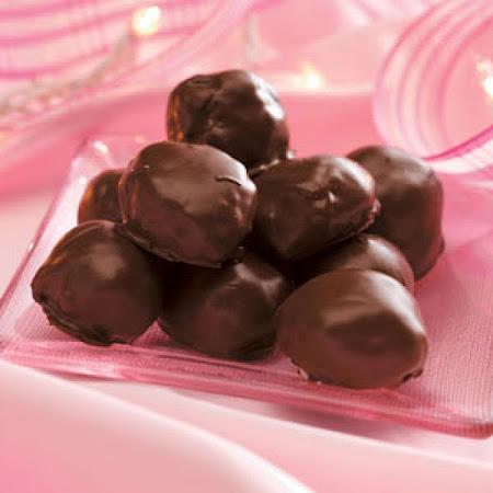 Chocolate Coconut Candies Recipe