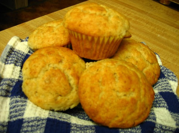 Basic Muffins With Variations Recipe