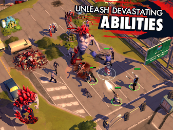Zombie Anarchy: Survival Strategy Game APK screenshot thumbnail 10