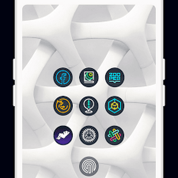 Nightmare Sphere ~ Dark S8/Note8 Icon Pack v2.1.1.i.a