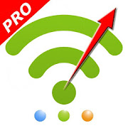 App Icon for Wifi Strength Meter Pro App in United States Play Store