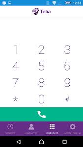 Telia Hemtelefoni screenshot 4