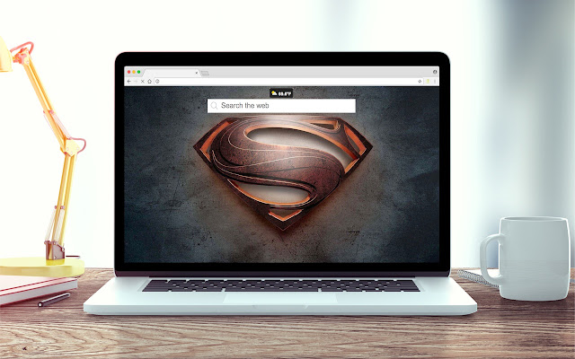 Superman Wallpapers New Tab Theme