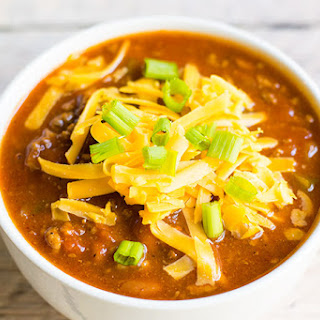 My Favorite Chili