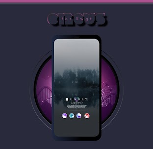 Circus for Kwgt Paid 1.7 Latest Mod APK Free Download 5