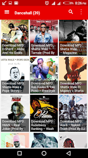 Ghana Songs - náhled