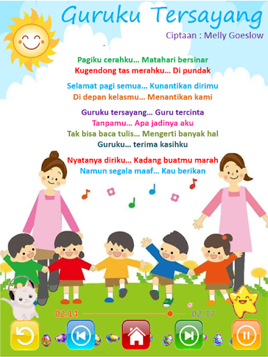 Lagu Anak Indonesia Lengkap  screenshots 18