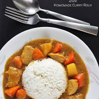 Japanese Chicken Curry.