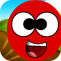 Bounce Rush : Red Ball icon