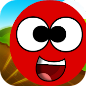 Red Ball : Bounce Rush
