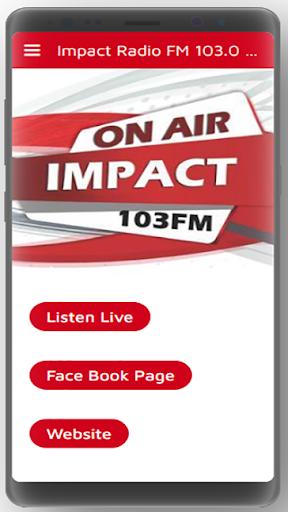 Impact Radio FM 103.0 Pretoria screenshot 1