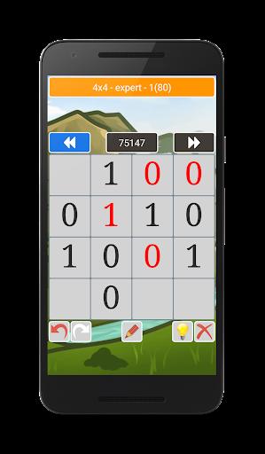 Binaris 1001 - binary puzzles  screenshots 6