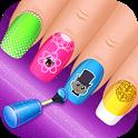 Nail Salon : princess icon