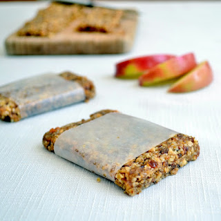 Apple Pie Energy Bars