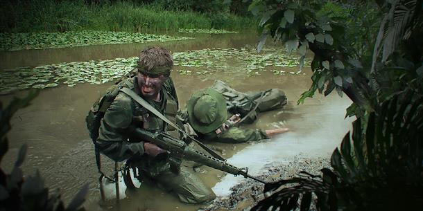 Vietnam War Platoons 1