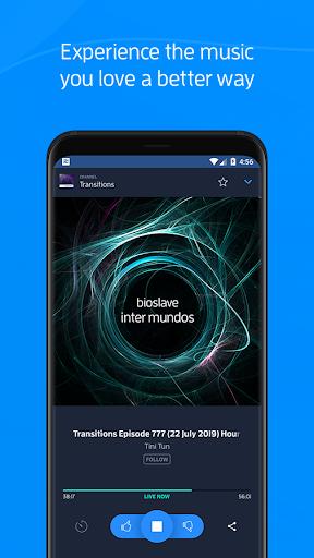 Digitally Imported Radio screenshot 3