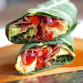 Healthy Breakfast Burrito (Paleo, Gluten-Free).