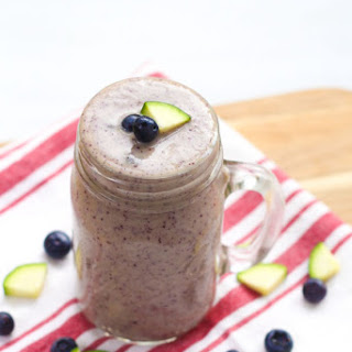 Blueberry Zucchini Smoothie Recipe