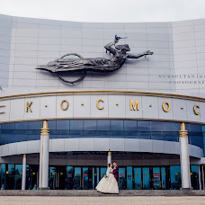 Wedding photographer Nursultan Ibraimov (nursultan). Photo of 05.05.2018