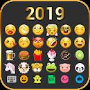 Emoji Keyboard Cute Emoticons - Theme, GIF, Emoji file APK Free for PC, smart TV Download