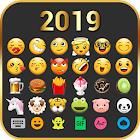 Teclado Emoji Emoticonos Lindo icon