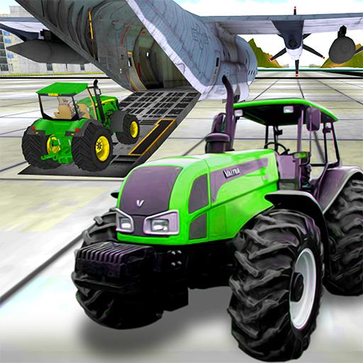 飛行機トラクタートランスポーター 模擬 App LOGO-APP開箱王
