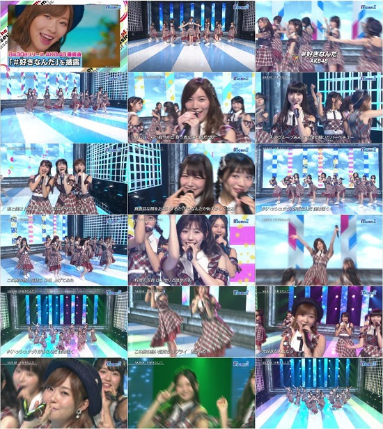 (TV-Music)(1080i) AKB48 Part – Momm!! 170828