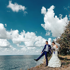 Wedding photographer Kseniya Voropaeva (voropusya91). Photo of 26.10.2017