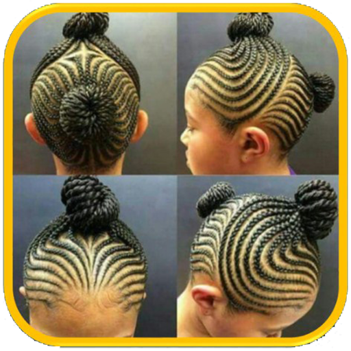 African Hairstyles For Kids