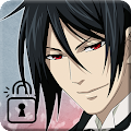 Sebastian Anime Black Theme Butler Screen Lock APK