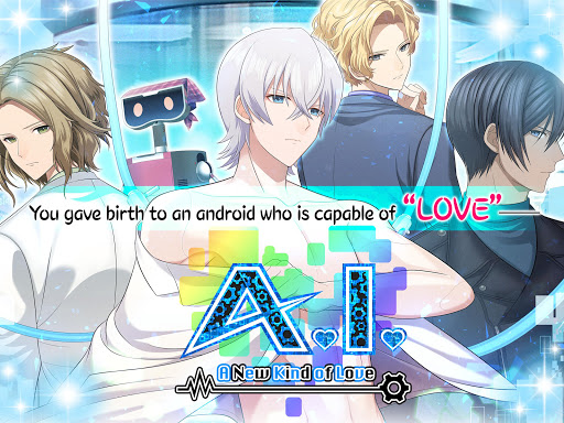 A.I. -A New Kind of Love- | Otome Dating Sim games - screenshot