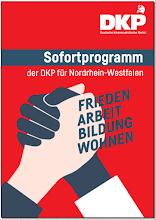 Banner: Sofortprogramm NRW.
