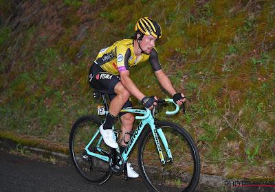 """Primoz Roglic hakt binnenkort ook de knoop over de Tour door, ploegleider: """"Even de Giro laten bezinken"""""""