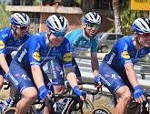 Mark Cavendish heeft zijn derde ritzege op rij geboekt in de Ronde van Turkije