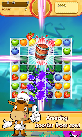 Juice Garden - Fruit match 3 1.4.3 screenshot 540759
