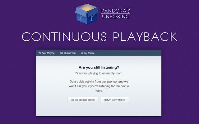 Pandora's Unboxing